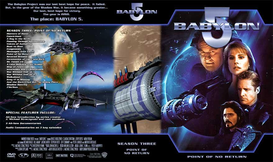 babylon 5 complete series download